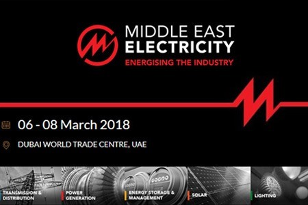 Lightmaster® Middle East Electricity Dubai 2018 Fuarında